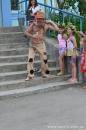 Справжнє купальське дійство розгорнулось вчора у мікрорайоні Сабарів