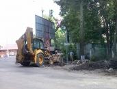У Вінниці почали розширяти перехрестя Пирогова – Гніванське шосе