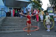 Мистецькі вихідні у Вінниці: на Майдані Незалежності - казка, на Парижі - танцювали сальсу
