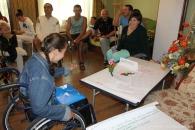 """ГО """"Гармонія"""" провела дванадцятий табір-семінар «Школа самостійного життя»"""