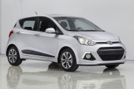 Hyundai обновил i10. Первые фото