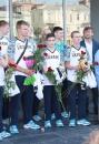 13 серпня на Майдані Незалежності вітали переможців та призерів ІХ Всесвітніх ігор та ХХІІ літніх Дефлімпійських ігор