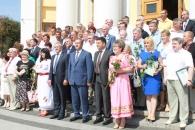 У Вінниці почали відзначати 22 річницю Незалежності України
