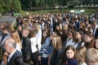 Посвята першокурсників у Вінницькому національному технічному університеті