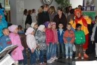 """Для дітей відвідувачів Вінницької міської ради відкрили дитячу кімнату """"Смайлик"""""""