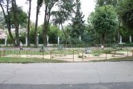 У Центральному парку Вінниці оселився 17-метровий крокодил