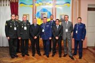 Зустрілись у Вінниці: військові з Італії та представники Командування Повітряних Сил України