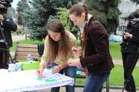 Вінничанам пропонують познайомитись з діяльністю громадських організацій за чашкою кави