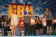 Команда «Брокколі» гімназії №1 перемогла у шкільній лізі КВН