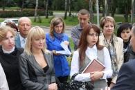Вінницю відвідали 150 керівників з усіх регіонів України. Вінницький досвід стане основою проекту «Національна картка»