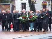 Покладання квітів з нагоди Дня партизанської слави