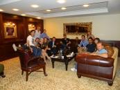 Вінничанка представляла Україну на молодіжному форумі в м. Анкара
