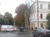 Сьогодні у Вінниці замінували суд. Мали слухатись справи Тараса Чорноівана та Дмитра Гройсмана