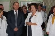 У Вінниці відкрили відремонтоване отоларингологічне відділення дитячої лікарні