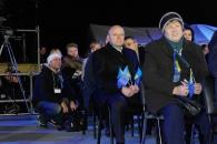 Фонтан Рошен пішов на зимову сплячку, презентувавши шикарну українську програму