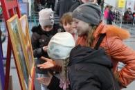 У Вінницькій міській раді - Осінній вернісаж