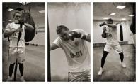 Фоторепортаж з відкритого тренування В'ячеслава Узєлкова перед боєм 9 листопада