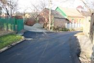 У Вінниці триває асфальтування вулиць приватного сектору за програмою співфінансування. Вчора заасфальтували провулок Прибузький