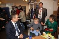 Іван Мовчан відвідав обласну громадську організацію молоді з обмеженими фізичними можливостями «Гармонія»