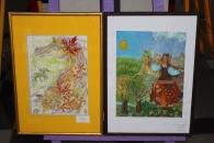 У холі міської ради відкрилась виставка робіт учнів художнього відділення Вінницької дитячої музичної школи №2 «Осінні фантазії»