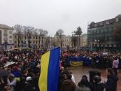 ТОП дня: Вінничани сказали своє слово - «Вінниця ЗА Європу!»