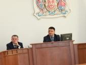 Вінницька міська рада на підтримку євроінтеграції дала назву Європейської площі скверу в історичному центрі міста