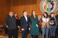 Музиканти Нью-Йоркського квартету Арі Роланда дали майстер клас для вінницьких дітей та молоді