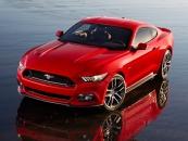Компания Ford официально рассекретила Mustang нового поколения
