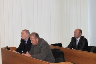 У міській раді вшанували учасників ліквідації наслідків аварії на Чорнобильській АЕС