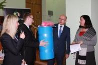 Вінничани за два місяці зібрали більше тонни використаних батарейок