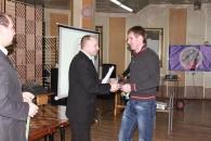 У Вінниці нагородили переможців та призерів чемпіонату міста з футболу серед аматорських команд