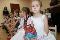 Вихованці садочку № 7 отримали подарунки від Святого Миколая