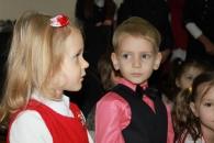 Також з Днем Святого Миколая привітали дітвору у Хрестовоздвиженському храмі