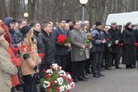 У Вінниці вшанували воїнів-афганців, які загинули під час війни в Афганістані