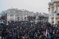 Фоторепортаж з захопленої Вінницької ОДА