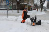 Схід, південь та центр України засипало снігом, Вінниця – ще тримається