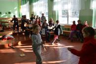 Соціальний комітет Студентського Парламенту Вінниччини зігріває серця дітей