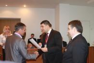 Воїнам-афганцям у мерії вручили ордери на квартири та сертифікати на придбання автомобілів