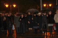Працівники Вінницької міськради вшанували пам'ять загиблих хвилиною мовчання