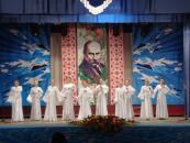 У міському Палаці мистецтв відбувся ХІІІ-й загальноміський конкурс читців «Шевченко – для усіх століть»