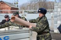 Мешканці Липовця допомогли запчастинами вінницьким військовим