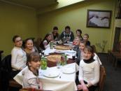 Для дітей із багатодітних та малозабезпечених сімей влаштували уявну подорож до країни мрій – Італії