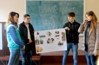 Депутати Студентського Парламенту Вінниччини шукали лідерів у різних навчальних закладах Вінницької області