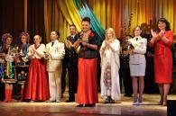 Між напруженим ритмом бойової підготовки – українська пісня