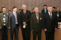 У Вінниці зафіксовано два рекорди України: найбільшу колекцію фігурок з радіодеталей та найбільший робочий паяльник