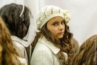 Маленькі та великі леді у ніжному весняному вбранні від Олександра Очеретного