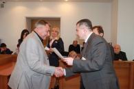 У Вінниці відзначили активістів, які патрулювали місто