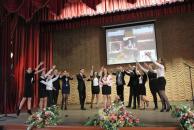 """Учениця школи № 32 Марія Герлєй отримала звання """"Лідер-2014"""""""