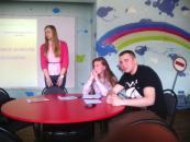 Команда Вінницького медичного коледжу перемогла у фіналі дебатного турніру