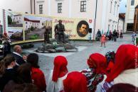 Мистецький проект навколо Тарасового монументу